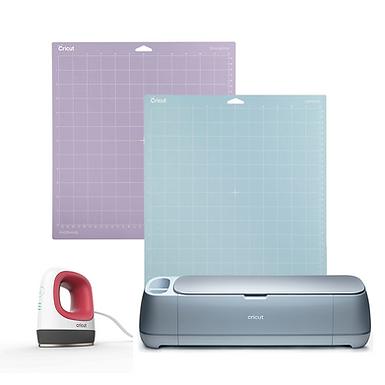 Cricut Maker 3, EasyPress Mini & Mats Bundle