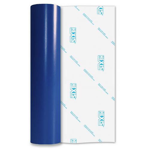 Ultramarine Blue Standard Permanent Matt Self Adhesive Vinyl