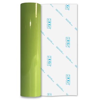 Acacia Green Premium Permanent Gloss Self Adhesive Vinyl