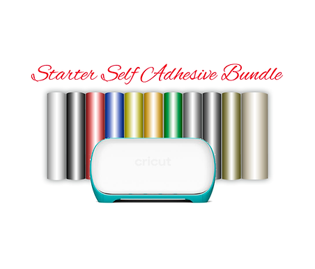 Cricut Joy™ With Self Adhesive Bundle