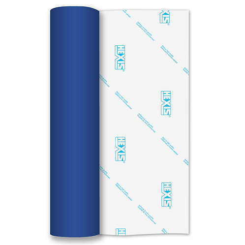 Electric Blue Gloss Self Adhesive Vinyl Roll 305mm x 5m
