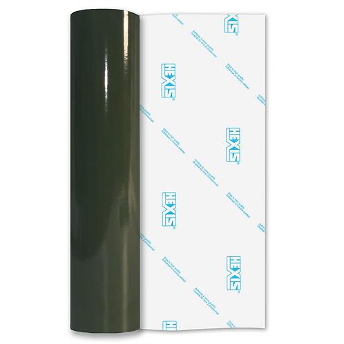 Caper Green Premium Permanent Gloss Self Adhesive Vinyl