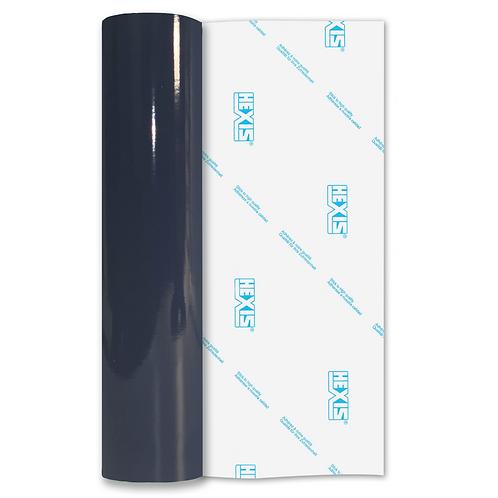 Onyx Blue Premium Permanent Gloss Self Adhesive Vinyl