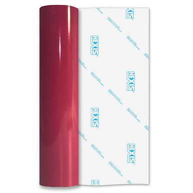Fuchsia Premium Permanent Gloss Self Adhesive Vinyl