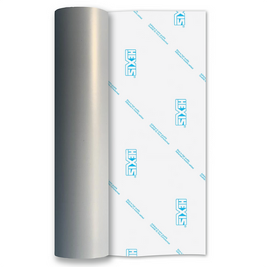 Clear Standard Removable Matt Self Adhesive Vinyl