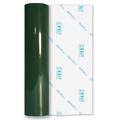 Bottle Green Standard Permanent Gloss Self Adhesive Vinyl
