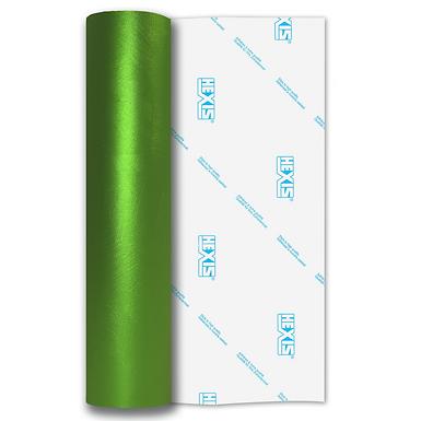 Green Brushstroke Self Adhesive Vinyl