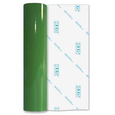 Granny Green Premium Permanent Gloss Self Adhesive Vinyl