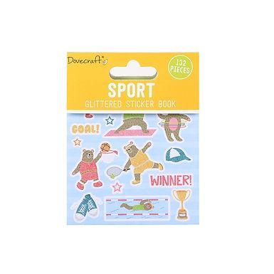 Sticker Book - Sport
