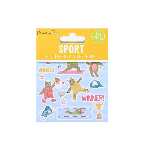 Sticker Book - Sport