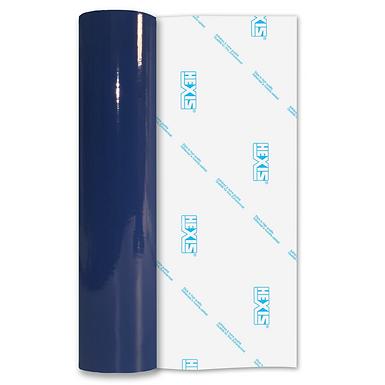 Ultramarine Blue Premium Permanent Gloss Self Adhesive Vinyl