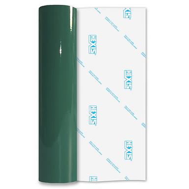 Medium Green Economy Permanent Gloss Self Adhesive Vinyl