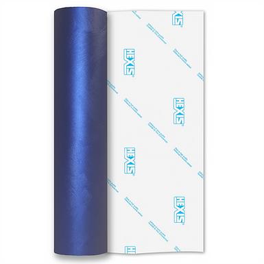 Blue Brushstroke Self Adhesive Vinyl