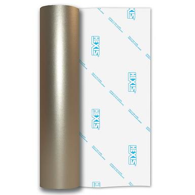 Silver Shimmer Metal Satin Self Adhesive Vinyl
