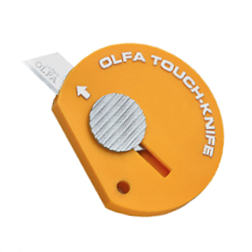 OLFA Spring Retractable Handle With Blade