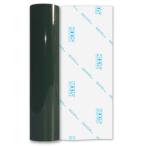Bottle Green Economy Permanent Gloss Self Adhesive Vinyl