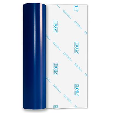 Blue Standard High Tack Matt Self Adhesive Vinyl