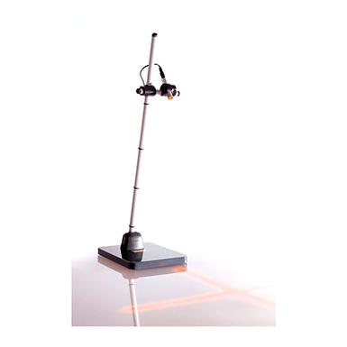 SECABO Single Cross Desktop Laser
