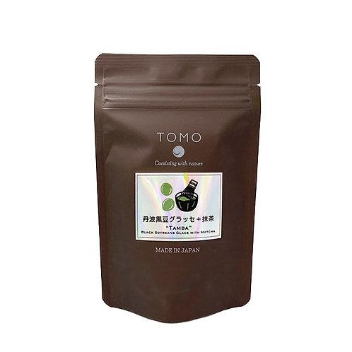 TOMO丹波黒豆グラッセ+抹茶