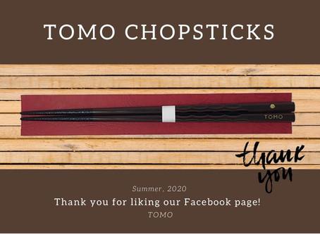 TOMOの箸のおはなし