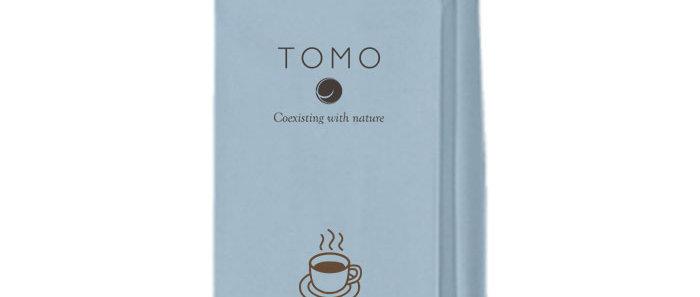 TOMO玄神(テトラバッグタイプ8個入)【有機玄米コーヒー】