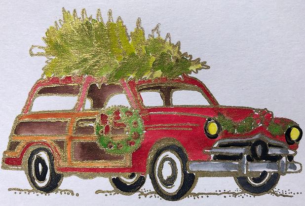 Teresa Cook Christmas Card Car.jpeg