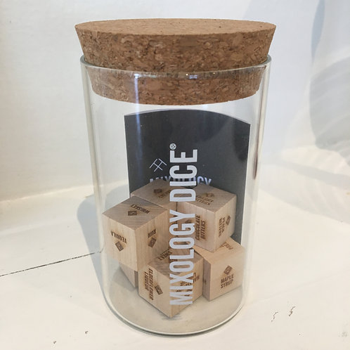 Mixology Dice (Two Tumbleweeds)