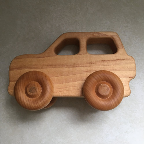 Maple SUV (Hill Country Woodcraft)
