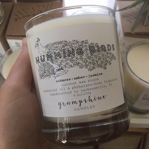 Humming Birds (Grumpshine Candles)