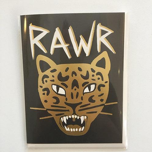 Rawr Card (Idlewild)