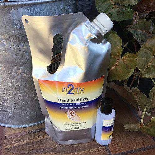 Hand Sanitizer 25 oz (In2Itiv)