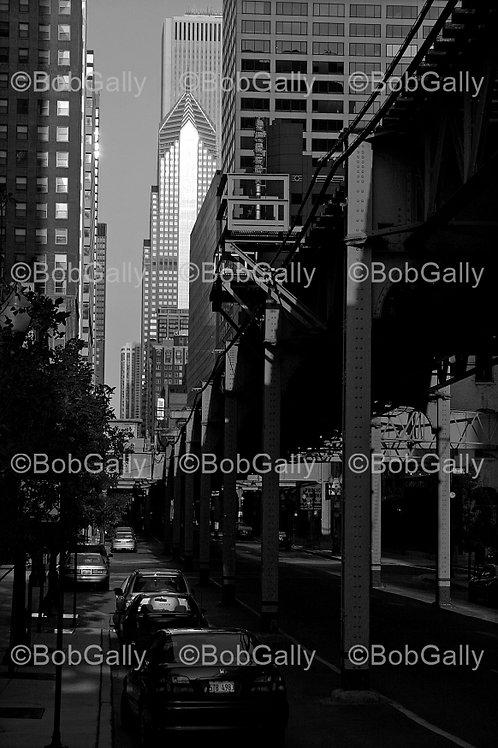 Chicago CTA El and Prudential