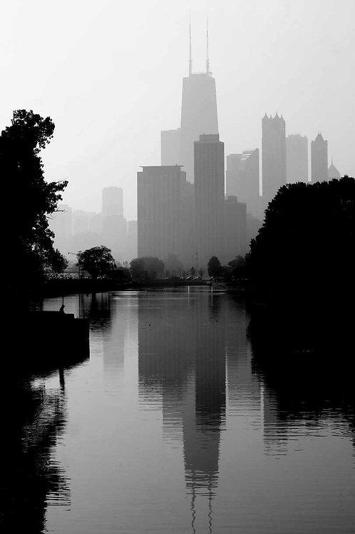 Lagoon Fog