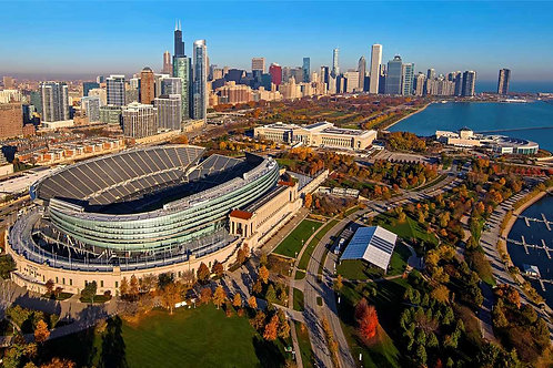 Soldier Field and South Loop
