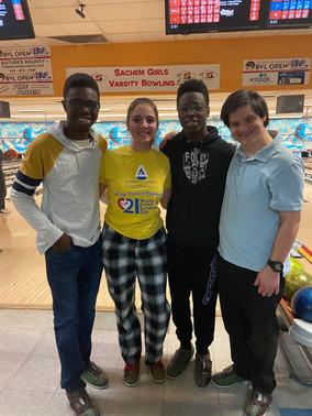 Chris, Lauren, Louis, and Christopher