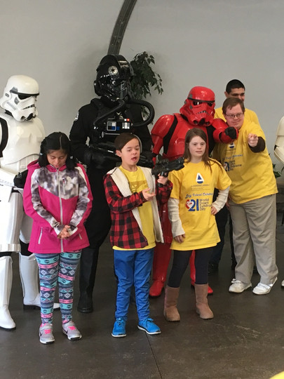 Youth/Self-Advocates and Star Wars