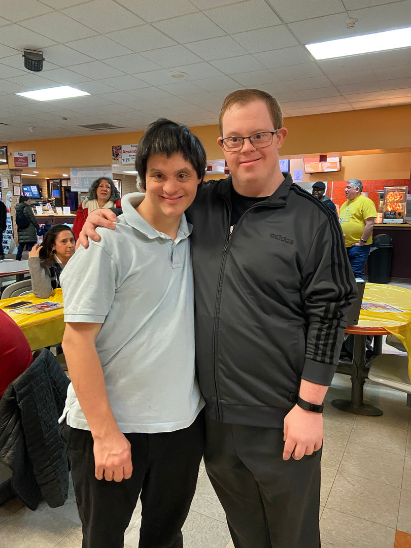 Kyle Erickson and Christopher Maoiorana