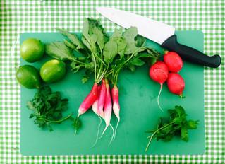 DetoxRadish Salad