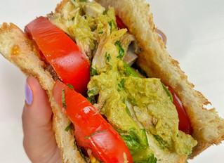 Healthy Chicken Sandwich