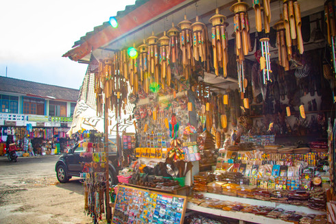 Candi Kuning Marketplace