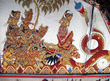 Kerta Gosa Palace