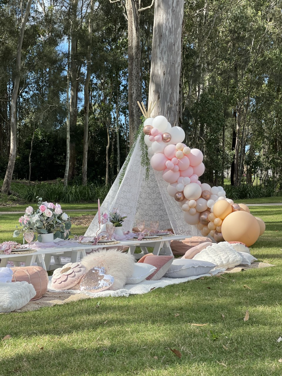 Tweens Fancy Picnic