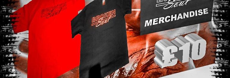 Broken Soul logo T-Shirt