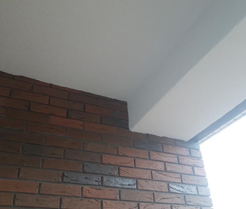 Потолок тоже утеплен
