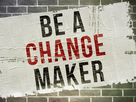 Episode 48: Be The Change You Want To See
