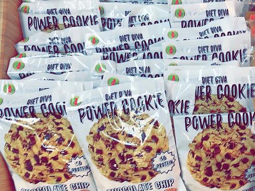 Power Cookies (Box of 12)