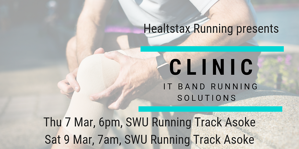 Running Clinic on IT Band