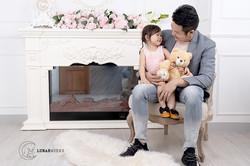 Family-Portrait-Father-Daughter-Studio