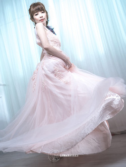 Makeover-Pink-Dress-Photography