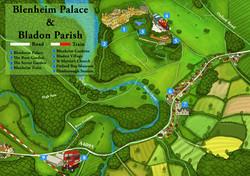 New Map Blenheim